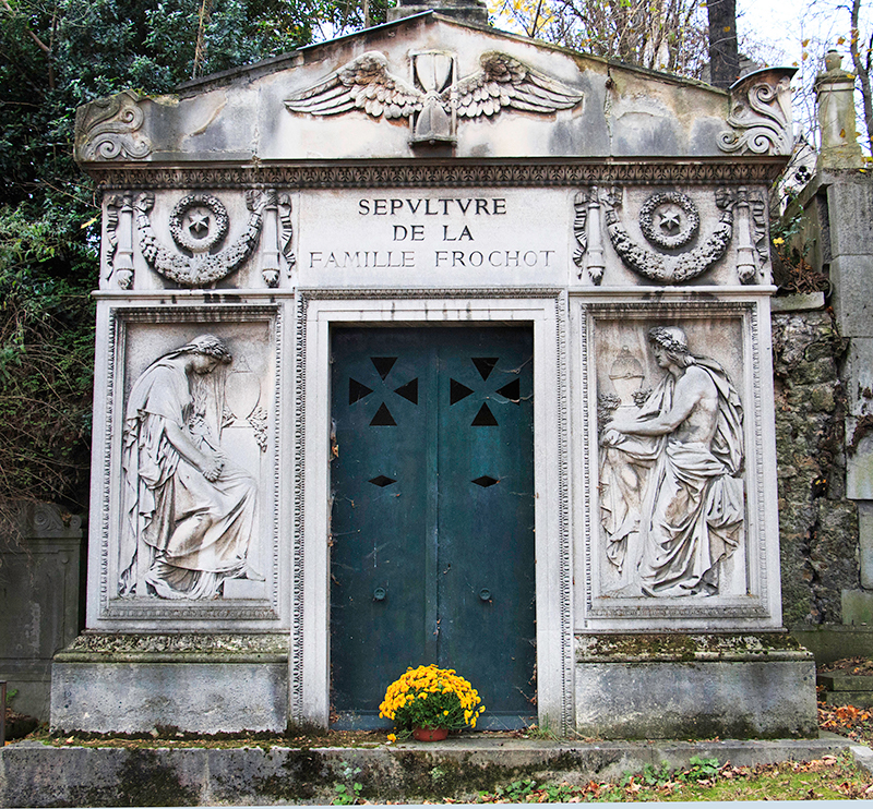 Tomb of la Famille Frochot