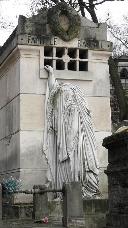 Tomb of la Famille Raspail