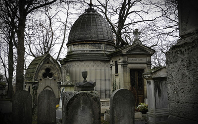 Mausoleum dome