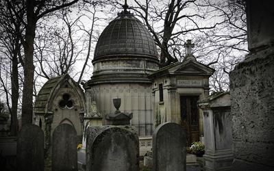 Mausoleum dome