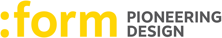 Form Magazine logo