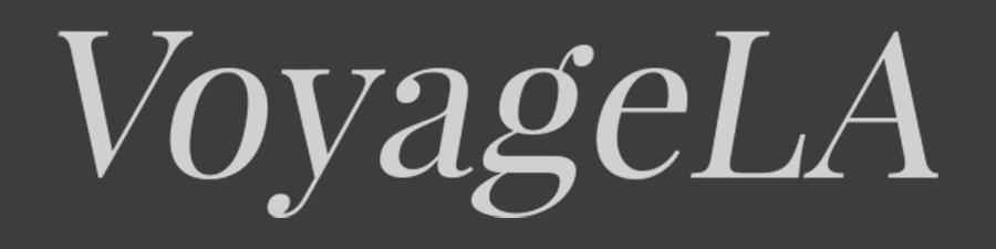 VoyageLA logo
